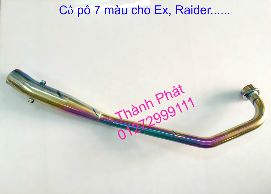 Do choi cho Raider 150 VN Satria F150 tu AZ Up 992015 - 22