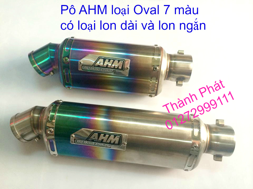 Po do Po kieu Co po 7 khuc AHM Akrapovic Yoshimura SC Project 2 Brother MIVV YYPANG Leov - 18