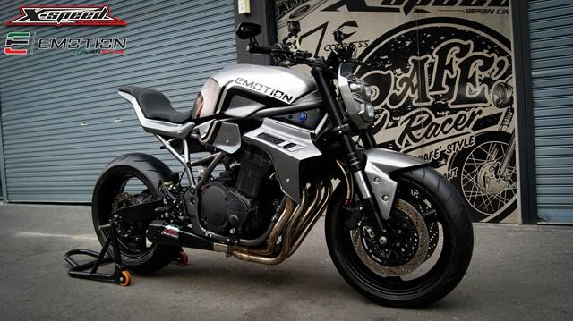 Suzuki Bandit 1200 do Streetfighter day kich thich - 2