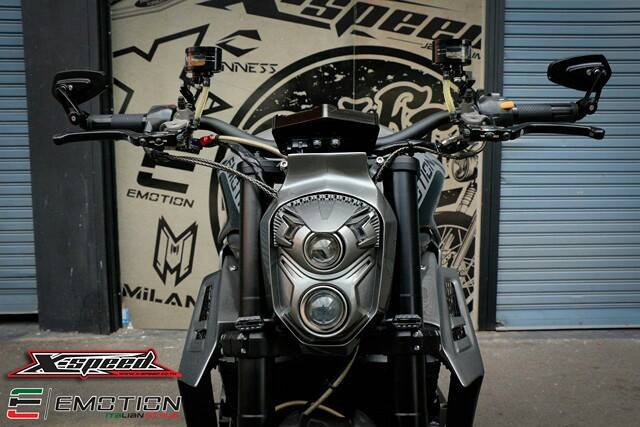 Suzuki Bandit 1200 do Streetfighter day kich thich - 7