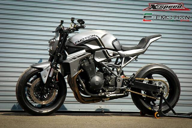 Suzuki Bandit 1200 do Streetfighter day kich thich - 16