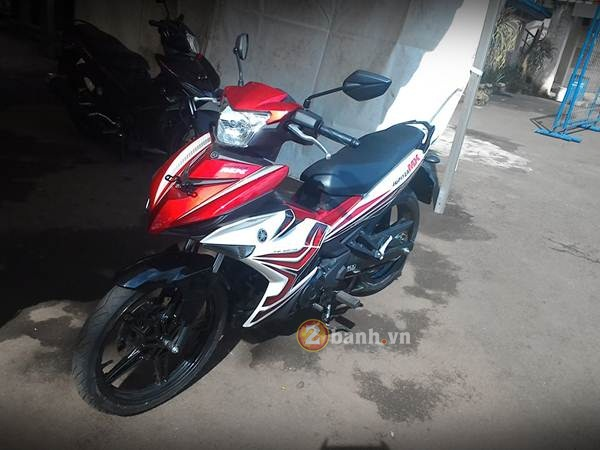 Anh that te Jupiter Mx King 150 Phien ban Dua - 2