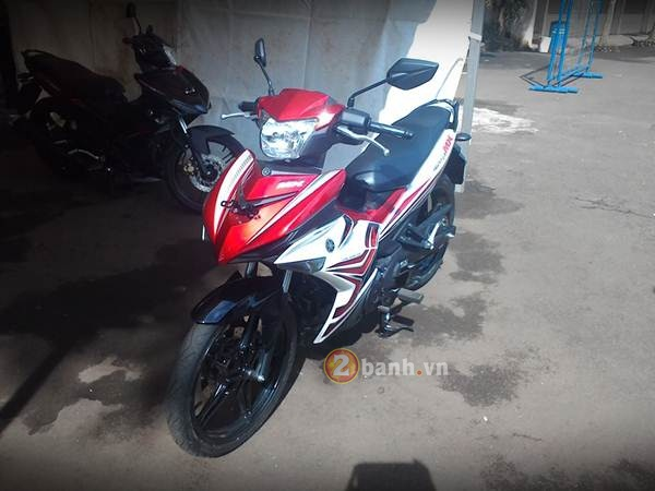 Anh that te Jupiter Mx King 150 Phien ban Dua - 3