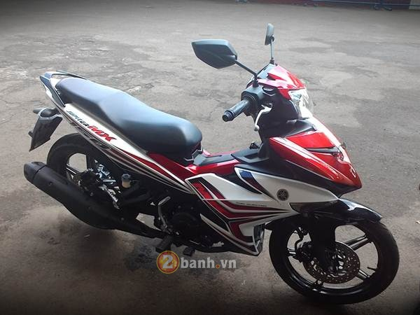Anh that te Jupiter Mx King 150 Phien ban Dua - 4
