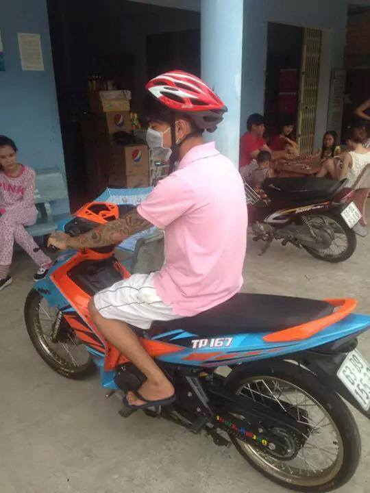 Bo suu tap anh nhung chiec Exciter do banh cam phan 1 - 4