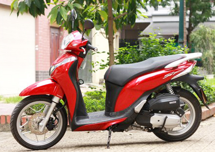 Can ban Honda SH mode FI 2015 - 2
