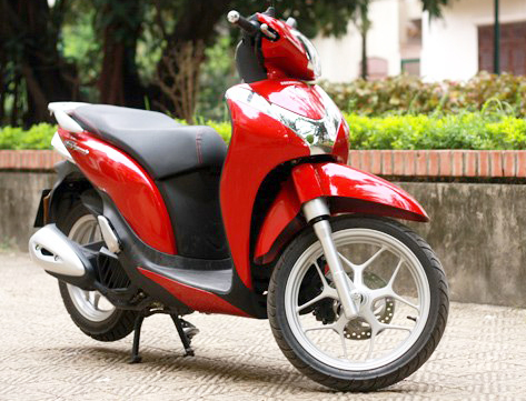 Can ban Honda SH mode FI 2015 - 3