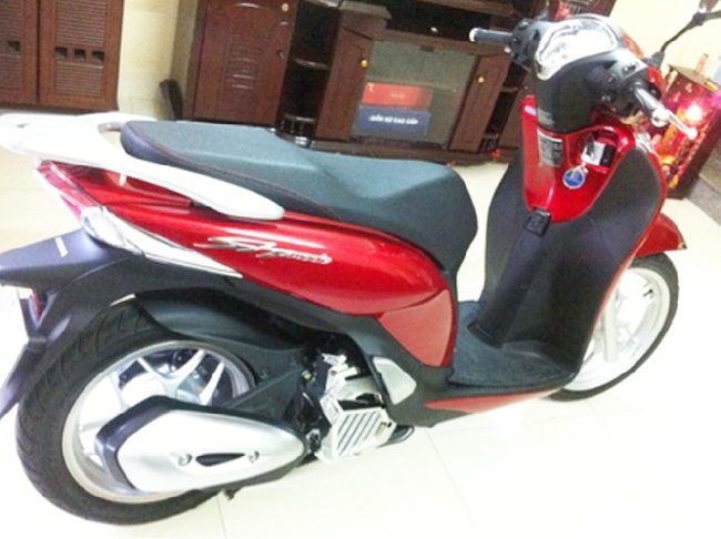 Can ban Honda SH mode FI 2015 - 4