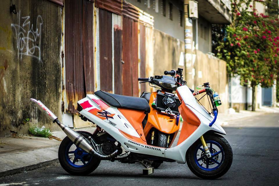 Dio 50cc do full option khung - 4