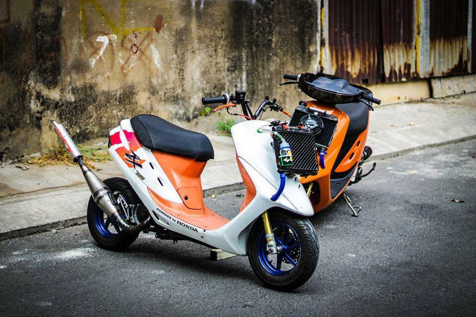 Dio 50cc do full option khung - 5
