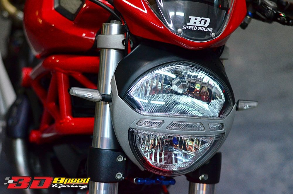 Ducati Monster 795 do sanh dieu ben dat Thai - 2