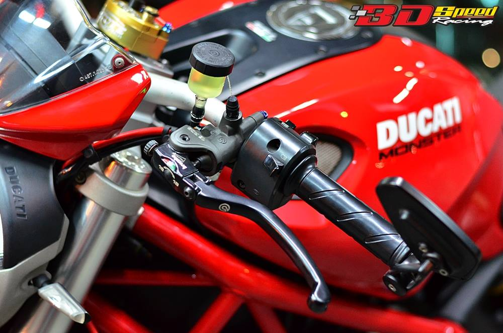 Ducati Monster 795 do sanh dieu ben dat Thai - 4