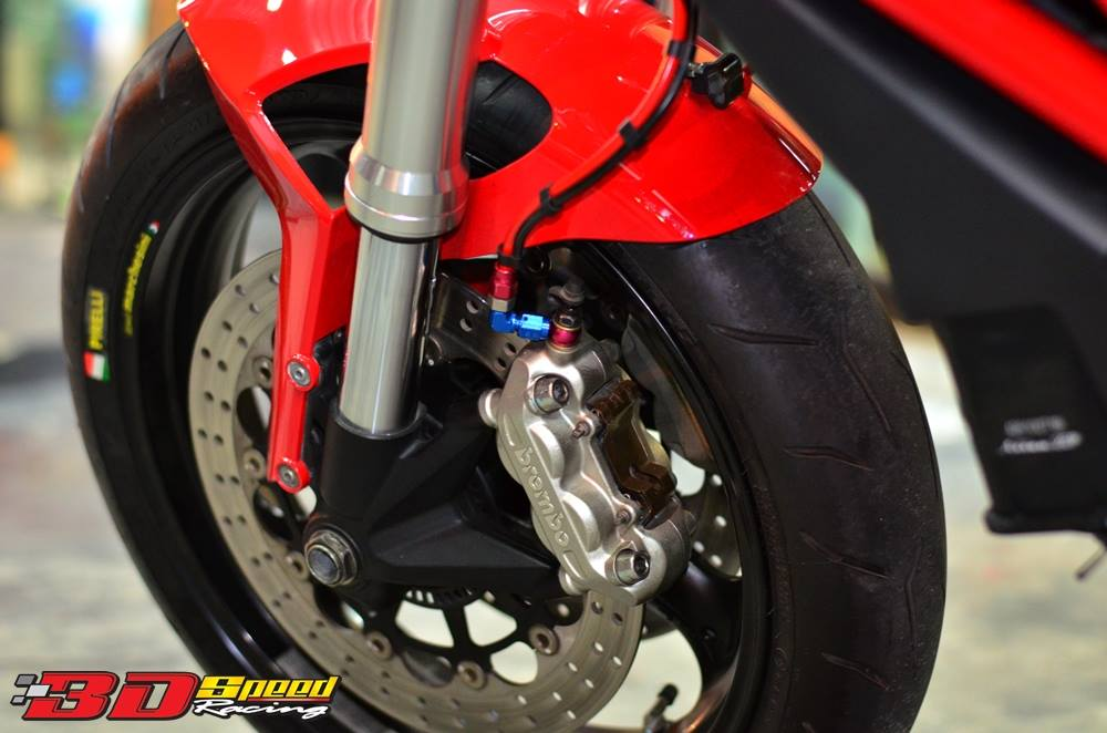 Ducati Monster 795 do sanh dieu ben dat Thai - 8
