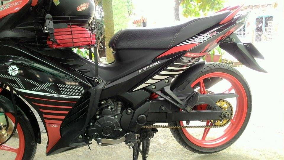 Exciter 135 son phoi mau tem Jupiter Mx King - 2