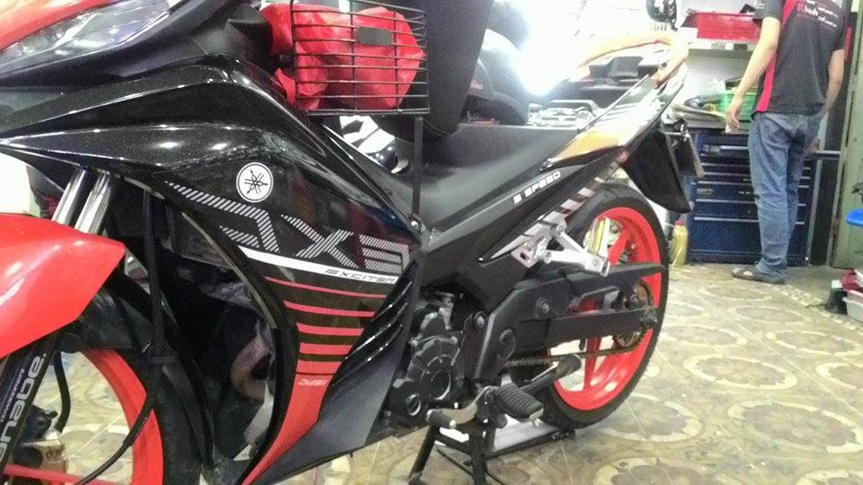 Exciter 135 son phoi mau tem Jupiter Mx King - 3