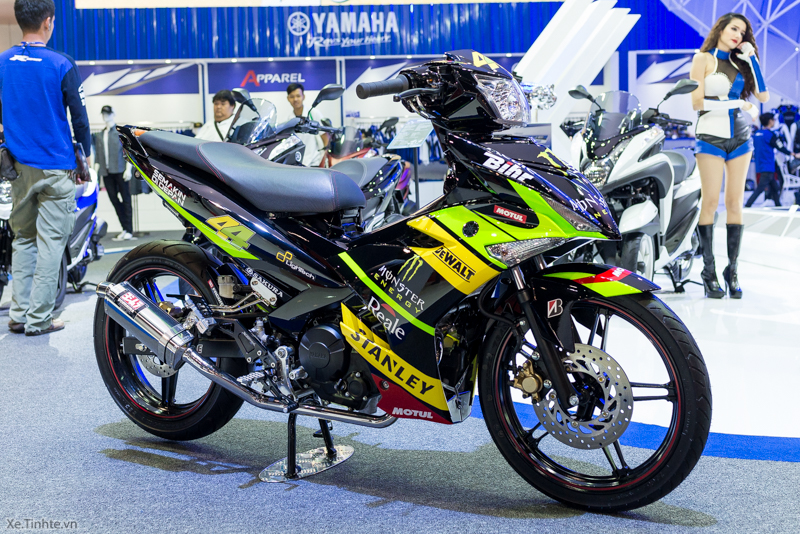 Exciter 150 Monster Do tai Bangkok Motor Show 2015