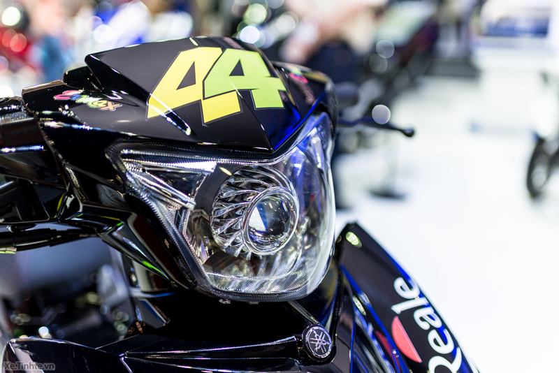 Exciter 150 Monster Do tai Bangkok Motor Show 2015 - 3