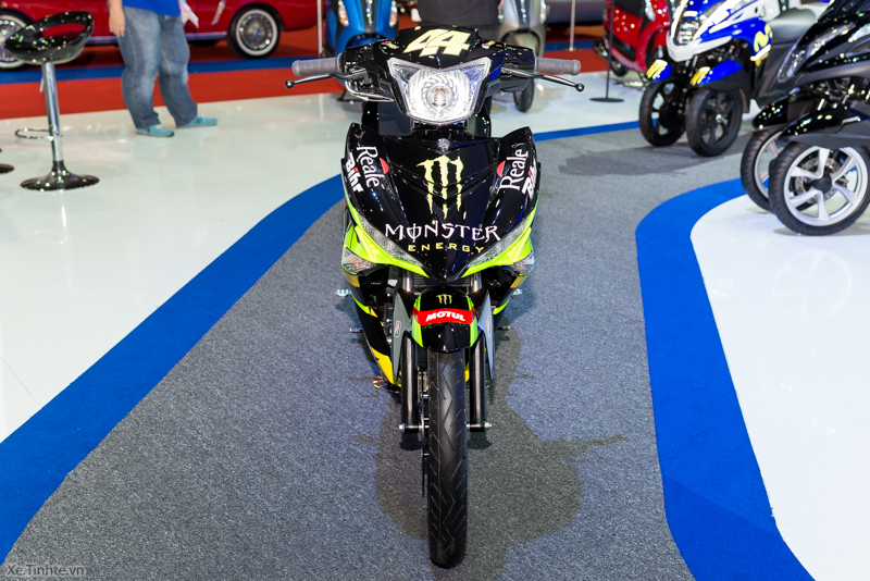 Exciter 150 Monster Do tai Bangkok Motor Show 2015 - 6