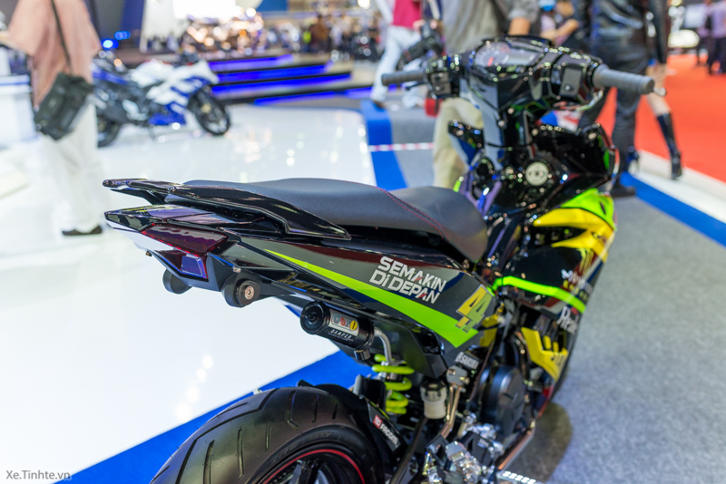 Exciter 150 Monster Do tai Bangkok Motor Show 2015 - 19