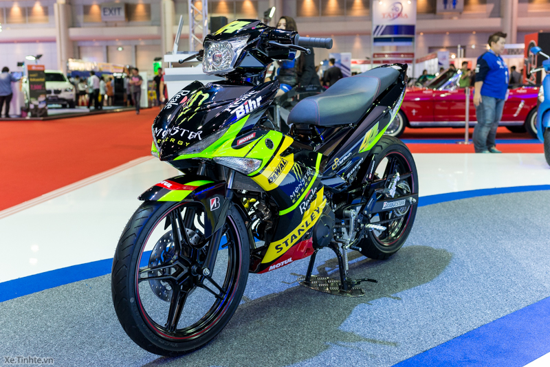 Exciter 150 Monster Do tai Bangkok Motor Show 2015 - 27