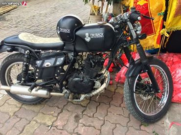 HA NOI GN125 DO TRACKER