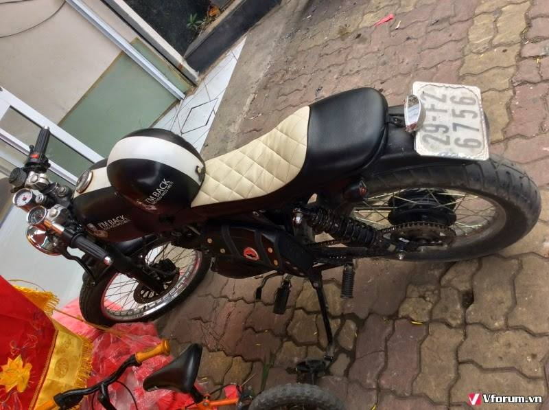 HA NOI GN125 DO TRACKER - 3