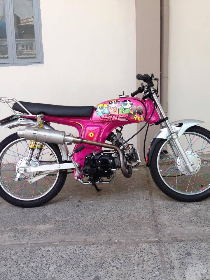 Honda 67 do sieu cute voi phien ban Cartoon Network - 2