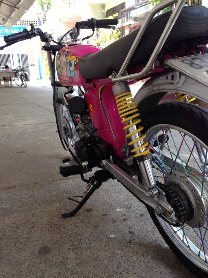 Honda 67 do sieu cute voi phien ban Cartoon Network - 4