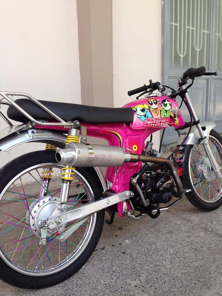 Honda 67 do sieu cute voi phien ban Cartoon Network - 5