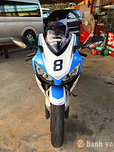 Honda CBR1000RR do manh me day ca tinh - 2