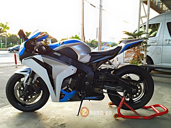 Honda CBR1000RR do manh me day ca tinh - 9