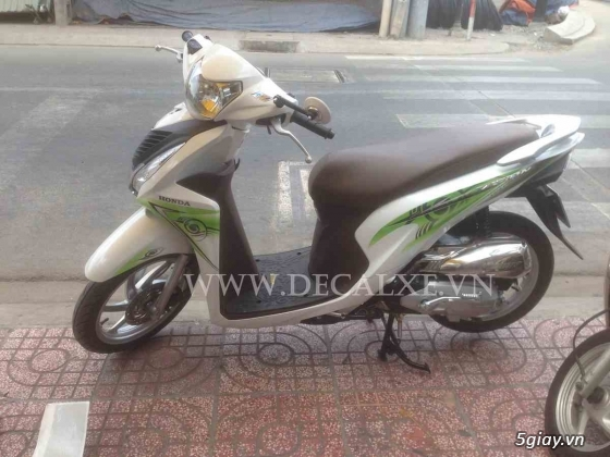 Tem Xe do choi xe Exciter 150 - 8