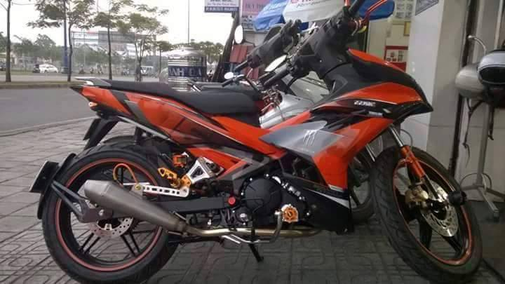 Suu tam nhung chiec Exciter 150 do it dung hang - 4