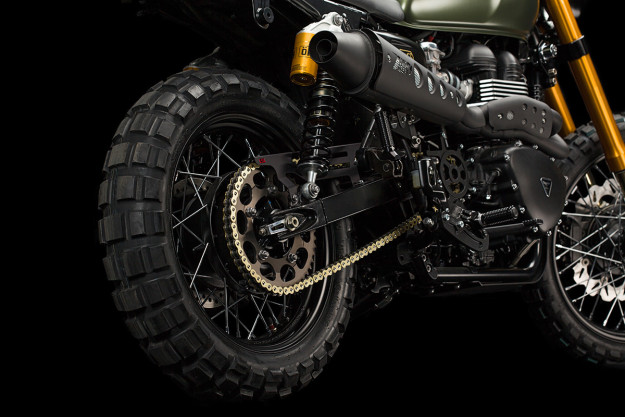 Triumph Scrambler The Hunter cuc ngau cung nhieu do choi khung - 2