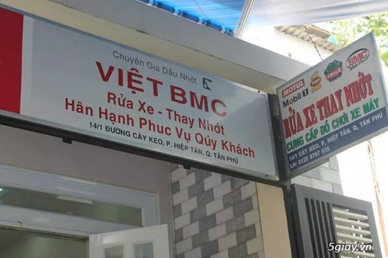 Viet BMC CDI Racing Do Choi UMA RacingBoy Mobin IC Do YCS Do Kieng