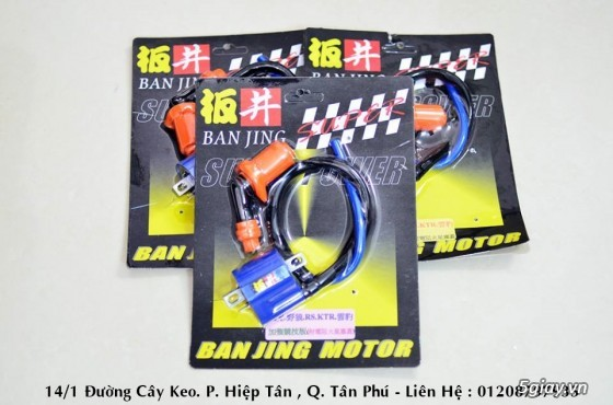 Viet BMC CDI Racing Do Choi UMA RacingBoy Mobin IC Do YCS Do Kieng - 13