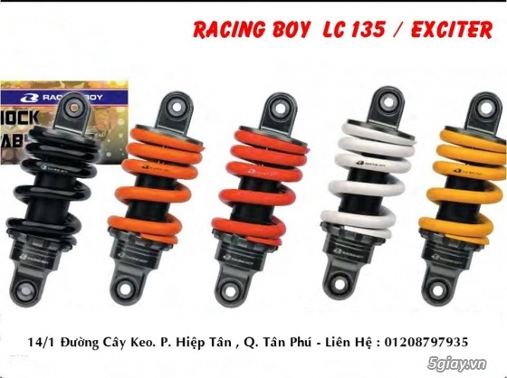 Viet BMC CDI Racing Do Choi UMA RacingBoy Mobin IC Do YCS Do Kieng - 29