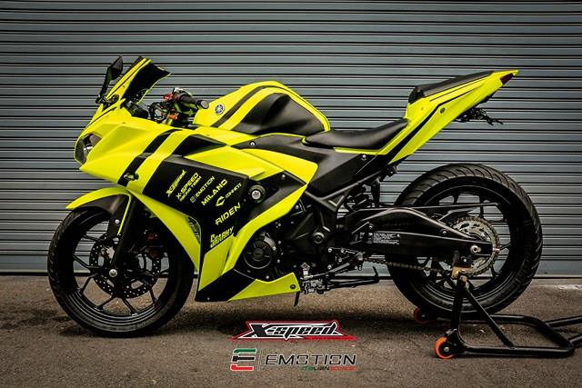 Yamaha R3 do noi bat tai Thai