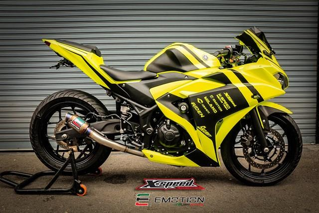 Yamaha R3 do noi bat tai Thai - 10