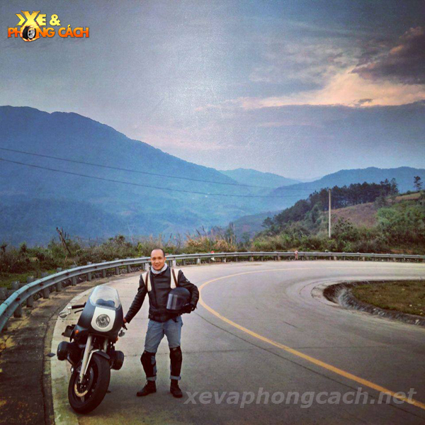BMW R1100Rs do phong cach Cafe Racer thap nien 70 tai VN - 14
