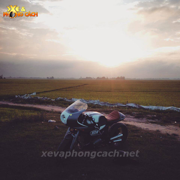 BMW R1100Rs do phong cach Cafe Racer thap nien 70 tai VN - 15