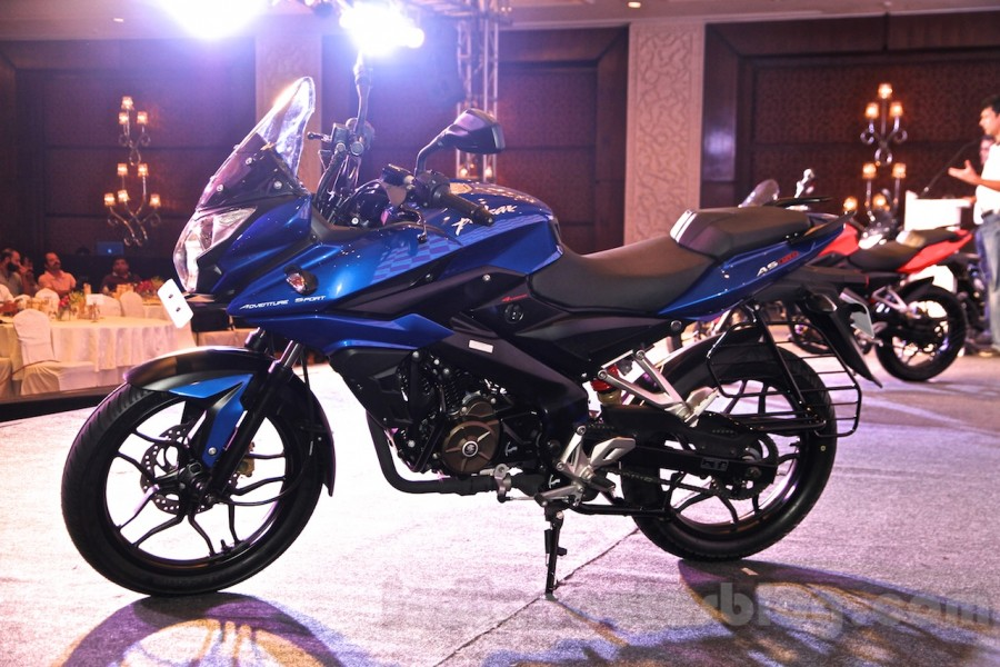 Bo doi xe mo to Bajaj Pulsar AS gia sieu re chi tu 28 trieu dong - 11