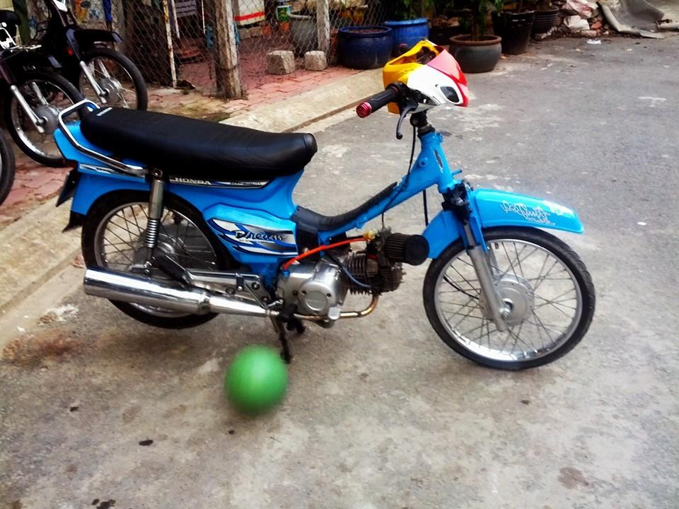 Can canh chiec Dream chien cuc ngau - 2