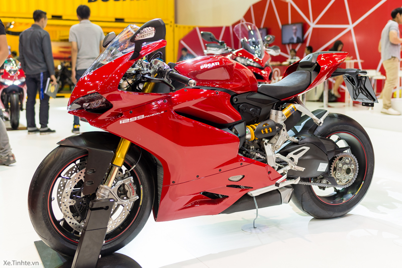 Can canh Ducati 1299 Panigale S tai Bangkok Motor Show 2015 - 5