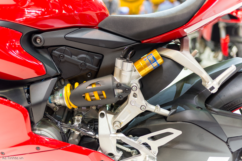 Can canh Ducati 1299 Panigale S tai Bangkok Motor Show 2015 - 8