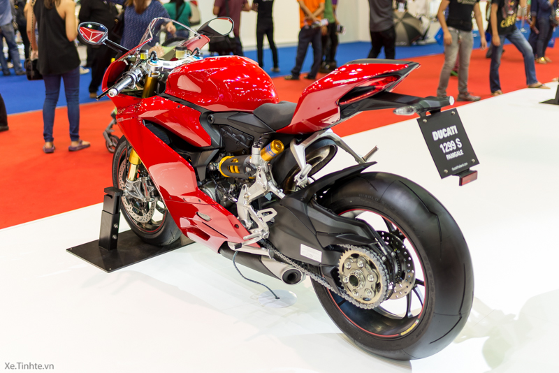 Can canh Ducati 1299 Panigale S tai Bangkok Motor Show 2015 - 9