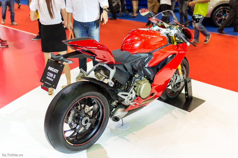 Can canh Ducati 1299 Panigale S tai Bangkok Motor Show 2015 - 11