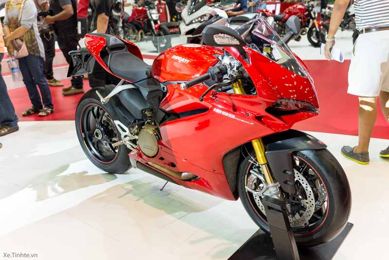 Can canh Ducati 1299 Panigale S tai Bangkok Motor Show 2015 - 15