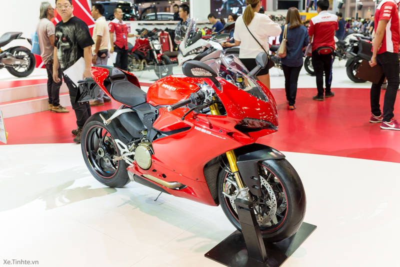 Can canh Ducati 1299 Panigale S tai Bangkok Motor Show 2015 - 16