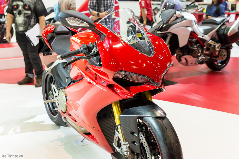 Can canh Ducati 1299 Panigale S tai Bangkok Motor Show 2015 - 17
